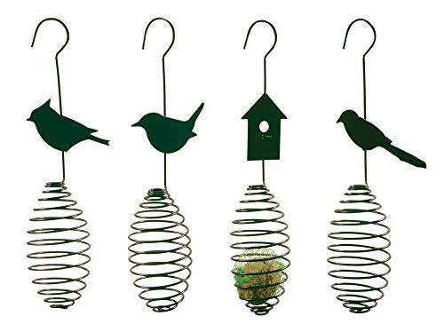 Esschert Design Futterfeder, Vogelfutter-Spirale,...