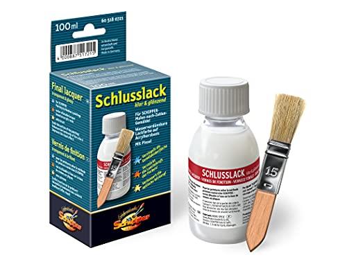 Schipper 605180721 Malen nach Zahlen, Schlusslack...
