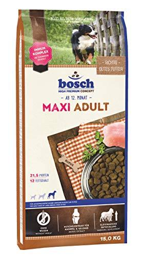 bosch HPC Maxi Adult | Hundetrockenfutter für...