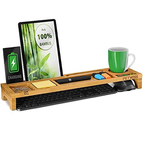 PIETVOSS Schreibtisch Tastatur Organizer aus...