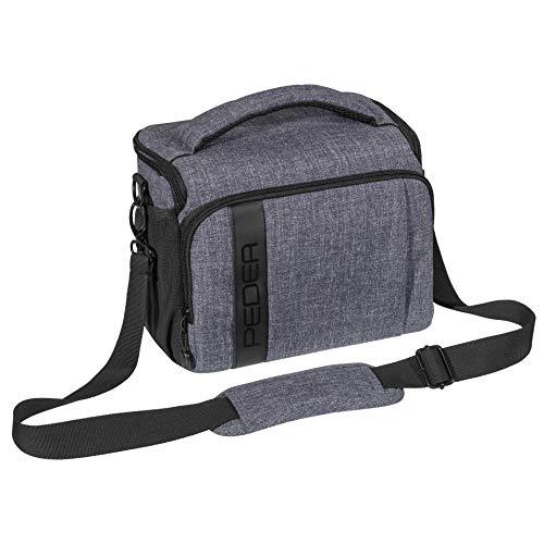 PEDEA DSLR-Kameratasche Fashion Fototasche für...