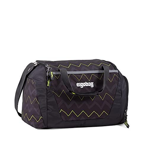 ergobag Unisex-Kinder Duffel Bag Tasche Mehrfarbig...