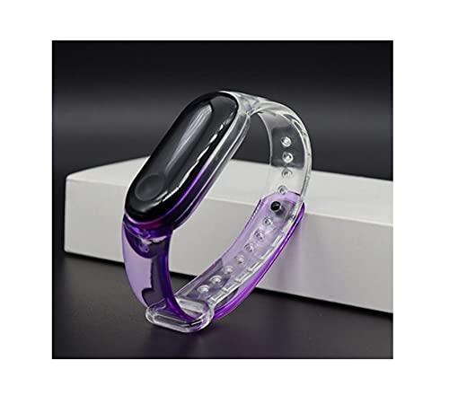YQSBYI Transparent Smart Armband Armband Weiche...