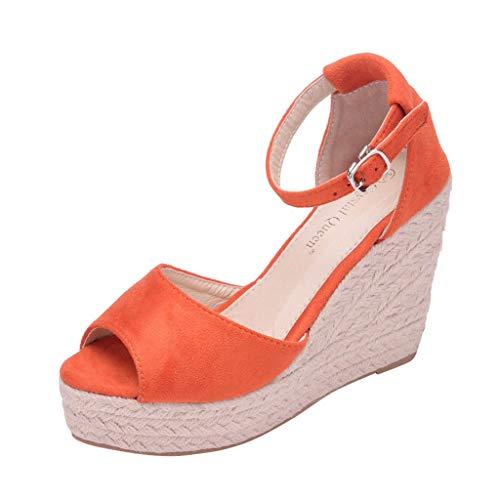 DQANIU- 👠👠Damen Wedges, Bag & Shoes Zubehör...