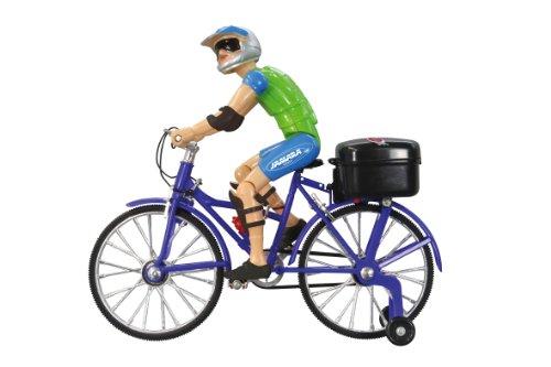 JAMARA 402090 - Fahrrad mit Sound - Beweglicher...