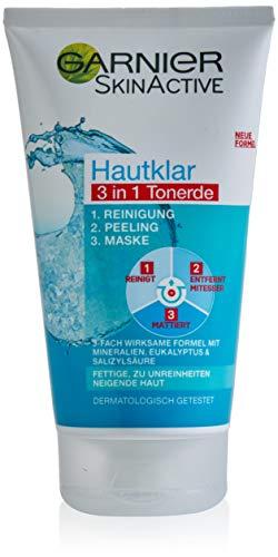 Garnier Hautklar 3 in 1 Gesichtsreinigung für...