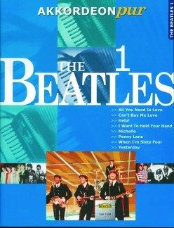 BEATLES 1 - arrangiert für Akkordeon [Noten /...