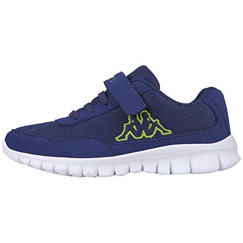 Kappa Jungen Unisex Kinder Follow Sneaker,...