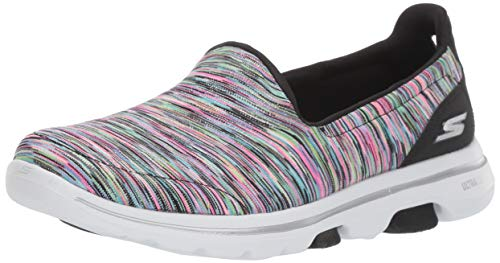 Skechers Damen GO Walk 5 - Fantastic Sneaker,...