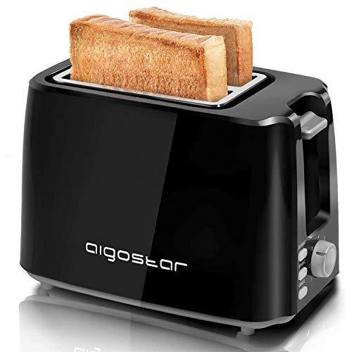 Aigostar Toaster,7 Einstellbare Bräunungsstufe +...