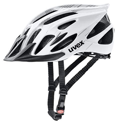 uvex Unisex– Erwachsene, flash Fahrradhelm,...