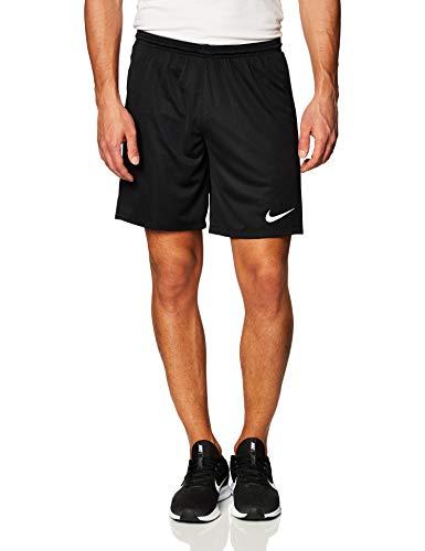 Nike Herren Shorts Dry Park III, Black/White, S,...