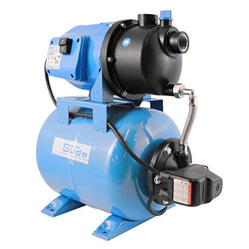 Güde 94667 HWW 3100 K Hauswasserwerk (600W...