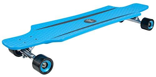 HUDORA ABEC 7 Longboard Cruise Star, Skateboard,...