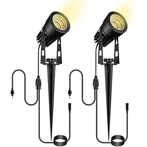 Gartenbeleuchtung B-right 2er Pack 3W LED...