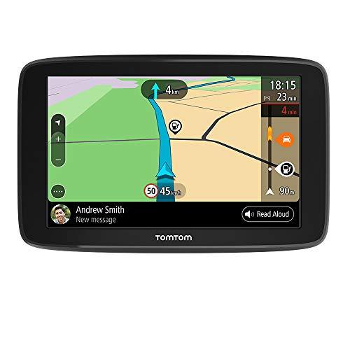 TomTom Navigationsgerät GO Basic (6 Zoll,...