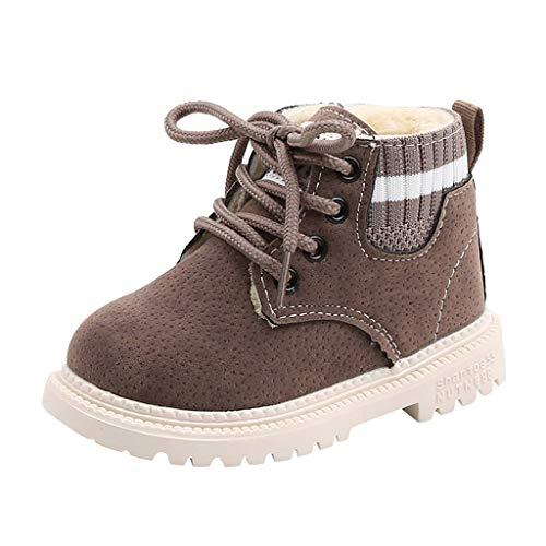 Plus Samt Schneestiefel Baby Kinder Schuhe...