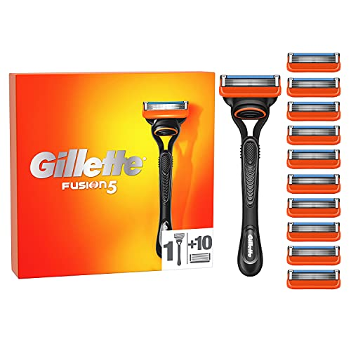Gillette Fusion 5 Nassrasierer Herren, Rasierer +...