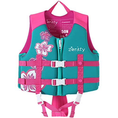 Zeraty Kinder Schwimmweste Schwimmen Jacke für...