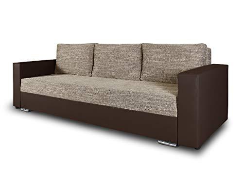 Schlafsofa Bird - Sofa mit Schlaffunktion und...