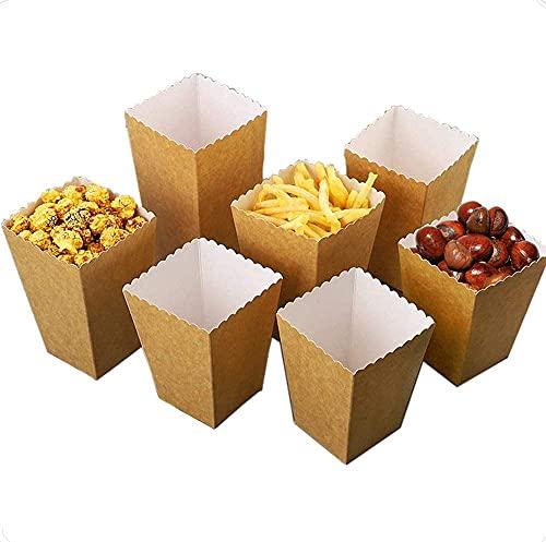 30 Stück Popcorn Tüten, Popcorn Boxes,...