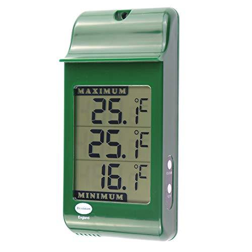 Digitales Max Min Gewächshausthermometer – Zur...