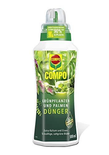 COMPO Grünpflanzen- und Palmendünger für alle...
