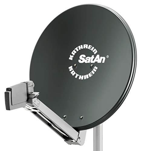 Kathrein Sat Antenne CAS 80 graphit
