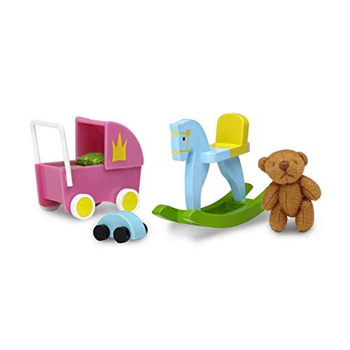 Lundby 60-509100 - Spielzeug Set Puppenhaus -...