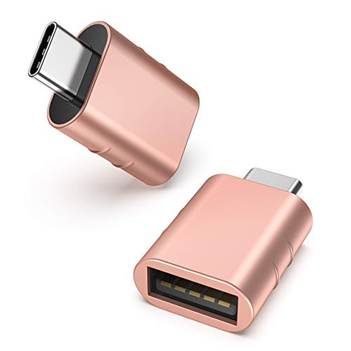Syntech USB C auf USB Adapter(2 Stücke),...