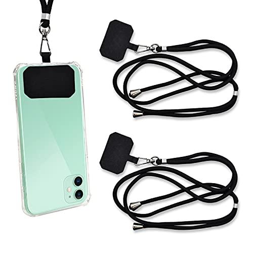 2 Stück Crossbody Handy Lanyard Patch Telefon...