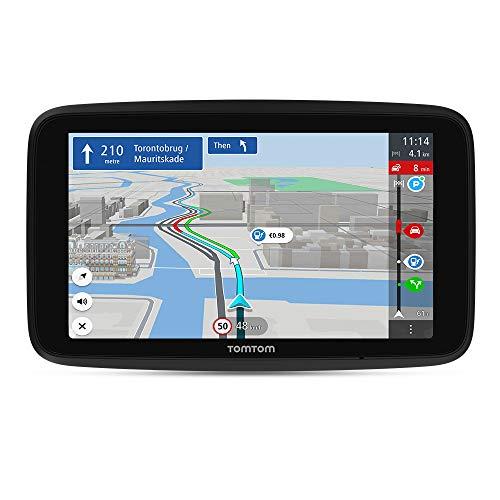 TomTom Navigationsgerät GO Discover (7 Zoll,...