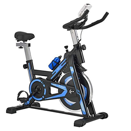ArtSport Heimtrainer Fahrrad RapidPace mit 10 kg...