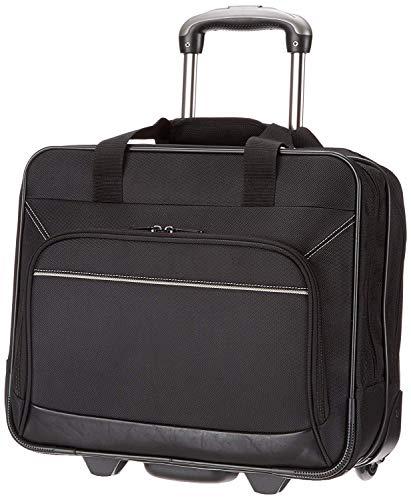 Amazon Basics - Laptop-Trolley, mit schnell...