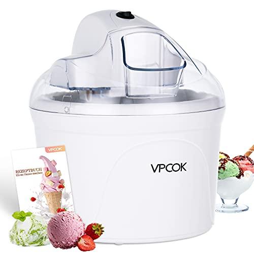VPCOK Profi Eismaschine, Joghurtbereiter und...