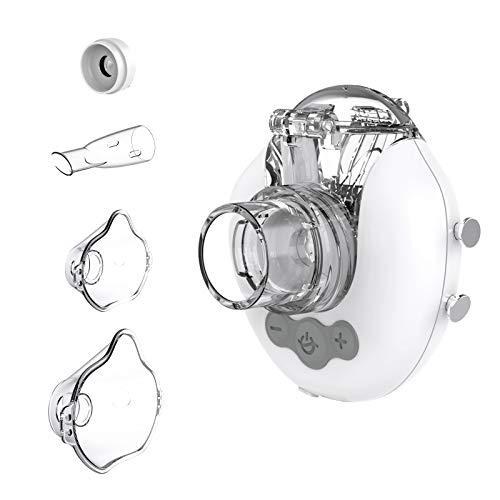 FEELLIFE Inhalator Vernebler, Inhalationsgerät...