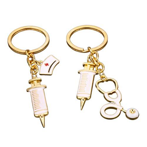 PRETYZOOM Krankenschwester Schlüsselanhänger...