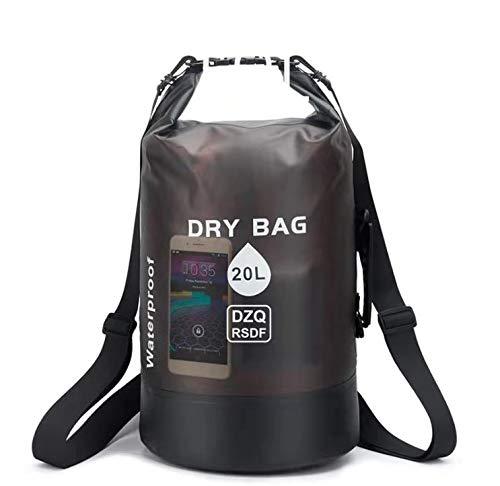 Dry Bag 10l und 20l - Wasserdichter Beutel  Als...
