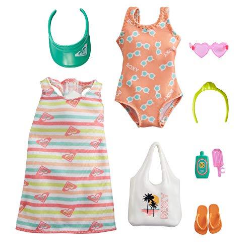 Barbie GRD57 - Moden für die Barbie-Puppe: Roxy...