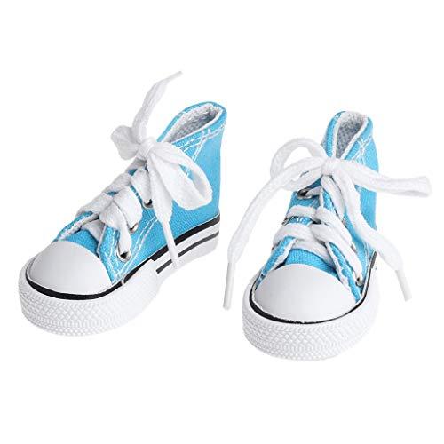 VektenxiPuppe Schuhe 1/4 Zubehör Leinwand...