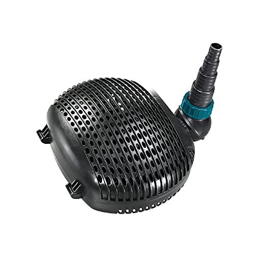 AquaForte Filter-/Teichpumpe EC-10000 10m³/h,...