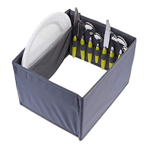 Picknicker für Faltboxen faltbar Polyester...