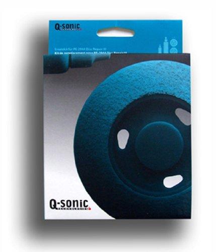 Q-Sonic Zubehör zu CD Schleifer: Reinigungsset...