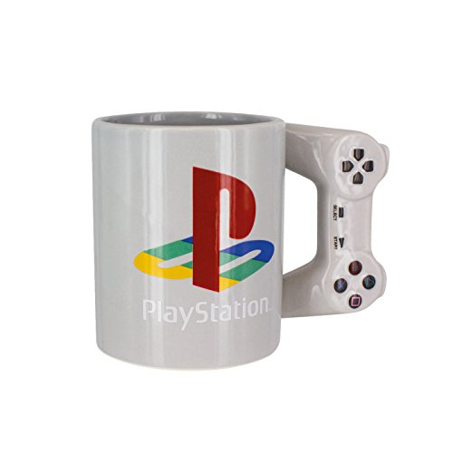 Playstation Tasse in Form PS4-Controller, Dual...