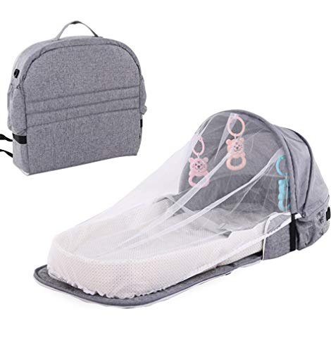 chaochao Tragbare Baby Reisebett mit Mückennetz...