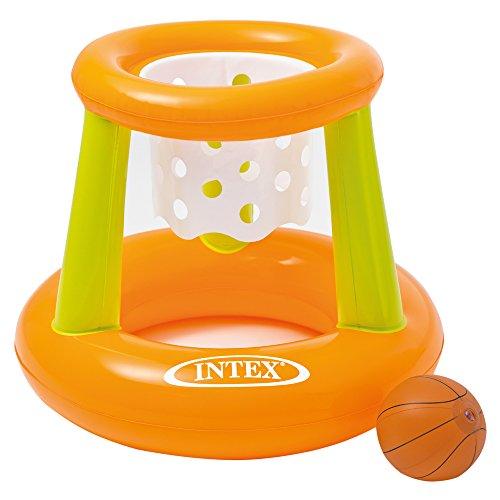 Intex Wasserspiel Floating Hoops, Mehrfarbig, Ø...