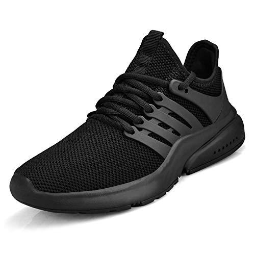 ZOCAVIA Herren Schuhe rutschfest SneakerTurnschuhe...