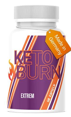 Hello Nutrition® KETO BURN EXTREM mit Glucomannan...