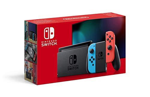 Nintendo Switch Konsole - Neon-Rot/Neon-Blau