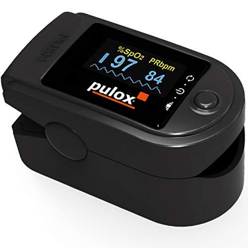 Pulsoximeter PULOX PO-200A mit zuschaltbarer...